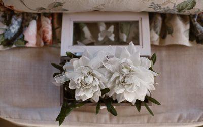 Stile del matrimonio naturale e raffinato:  Veronica e Wilmer