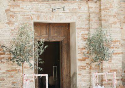 Esterno Oratorio San Lorenzo Cervia
