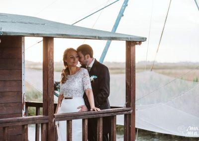 Matrimonio alle Saline di Cervia