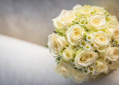 Bouquet rose e margherite